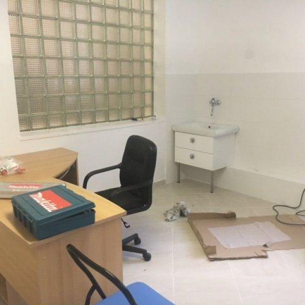 Zdravotné stredisko - úprava