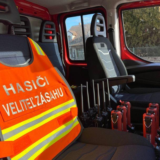 Dobrovoľný hasičský zbor obce Seňa