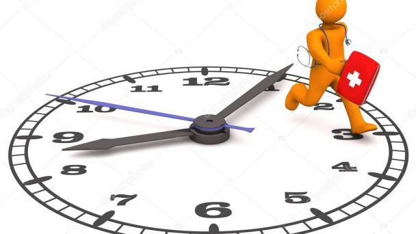 Ordinačné hodiny všeobecného lekára-OZNAM
