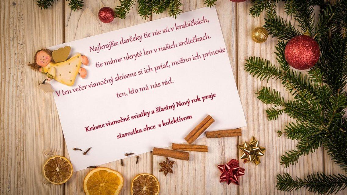 Veselé Vianoce :)