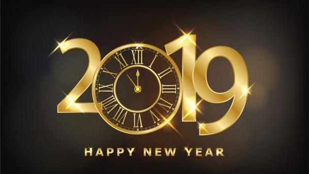 Šťastný Nový rok 2020